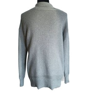 RVCA Sweater Light Grey Knit Pull Over